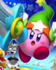 Kirby's Return to Dreamland Box Art