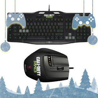 Cheat Code Central's 2011 Holiday Guide: Logitech Gaming