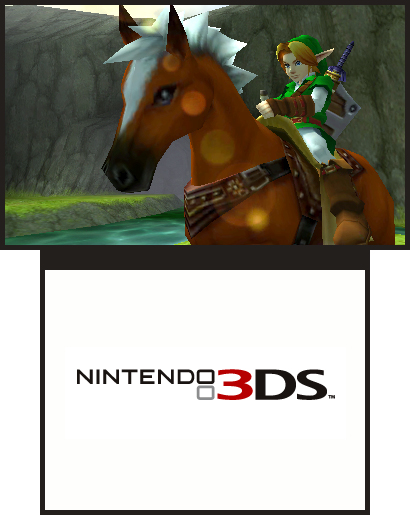 Best Slated Games of 2011  The Legend of Zelda: Ocarina of Time 3DS