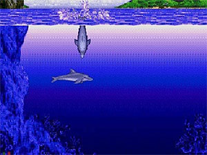 ecco the dolphin cheat: