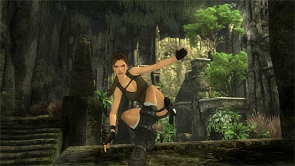 Tomb Raider Underworld Cheats Ps2