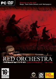Red Orchestra: Combined Arms Box Art