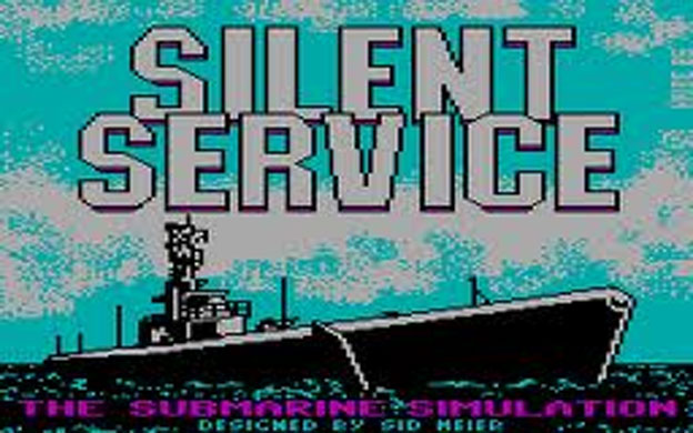 Silent Service Screenshot