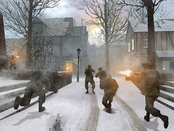 Call of Duty Screenshot