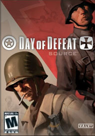 Day of Defeat Box Art