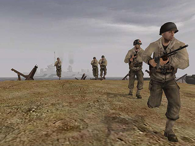 Battlefield 1942 Screenshot