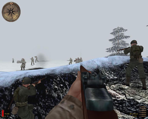 Medal of Honor: Allied Assault Screenshot
