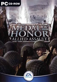 Medal of Honor: Allied Assault Box Art