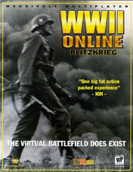 World War II Online Box Art