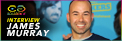 Celebrity GamerZ - James Murray Interview