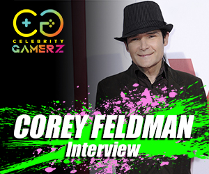 CelebrityGamerZ - Corey Feldman Interview