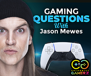 Celebrity GamerZ - Jay & Silent Bob's Jason Mewes Video Game Interview