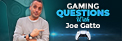 Celebrity GamerZ - Impractical Jokers Joe Gatto Interview