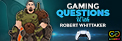 Celebrity GamerZ - UFC Robert Whittaker Interview