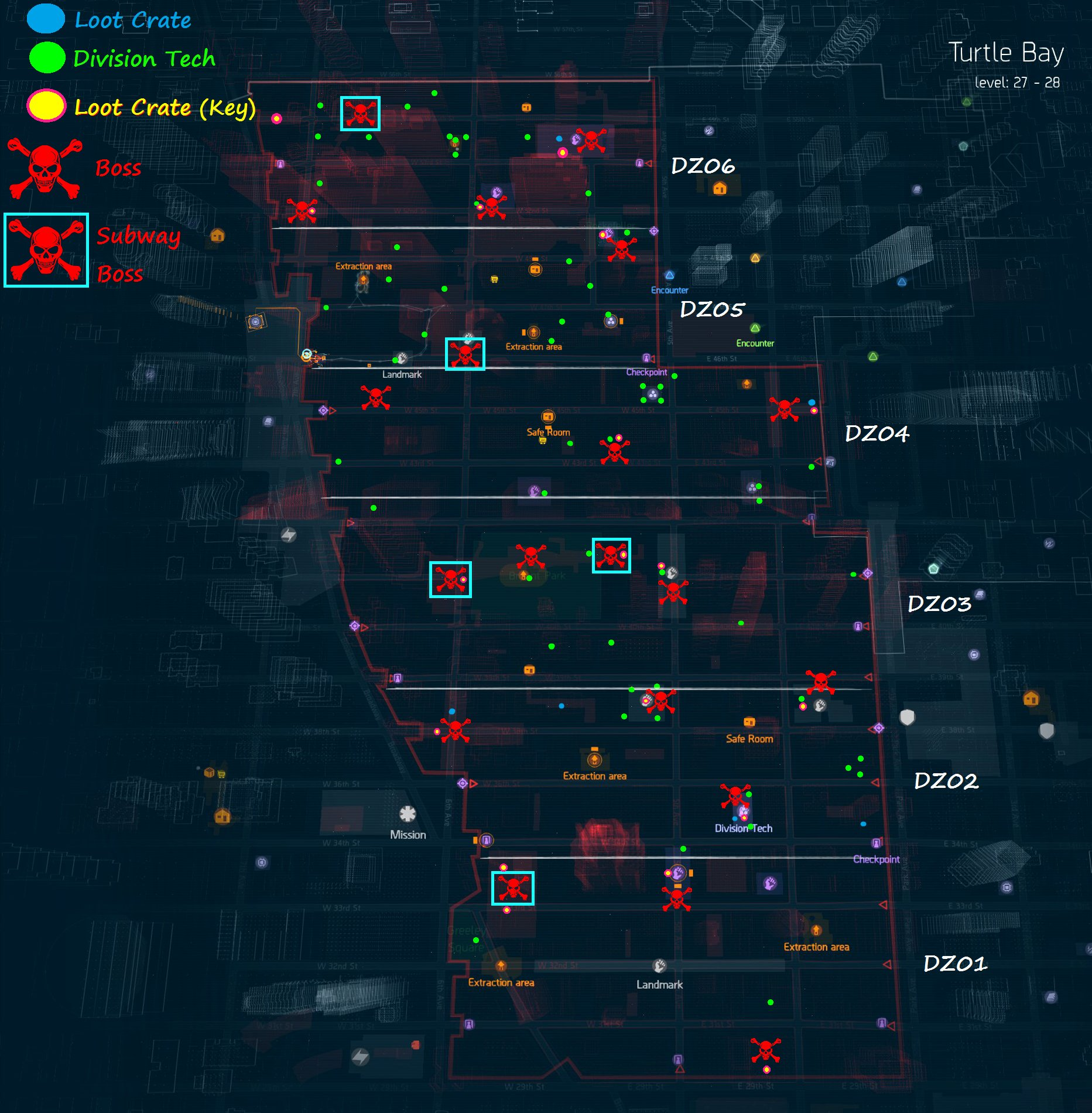 Map Of World Bosses In The Division.Tom Clancy S The Division Cheats Codes Cheat Codes Exploits