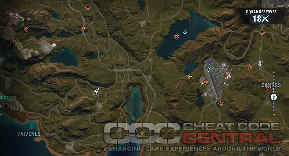 just cause 4 cheats xbox one