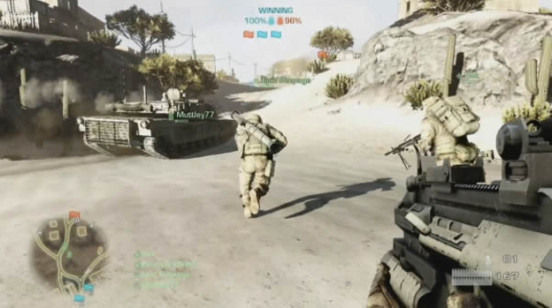 Battlefield 3 PS3 Beta Hits A Snag - Cheat Code Central