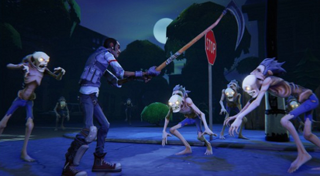 Fortnite Will Be On Unreal Engine 4 - Cheat Code Central