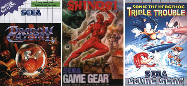 Game Gear Titles Heading To The 3ds Cheat Code Central