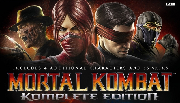 <b>Mortal Kombat</b> Komplete Edition Officially Announced - <b>Cheat Code</b> ...