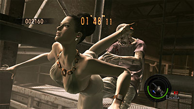 New Playable Character and Move Set Announced for <b>Resident Evil 5</b> ...