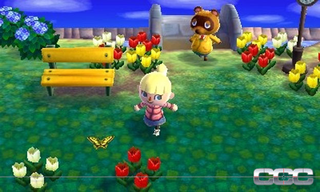 Animal Crossing 3ds Preview For Nintendo 3ds Cheat Code