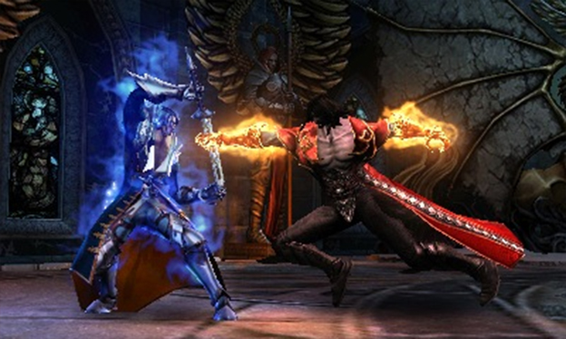 Castlevania: Lords of Shadow – Mirror of Fate Screenshot