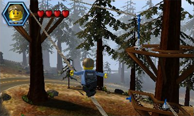 Lego City Undercover The Chase Begins Review For Nintendo 3ds Cheat Code Central