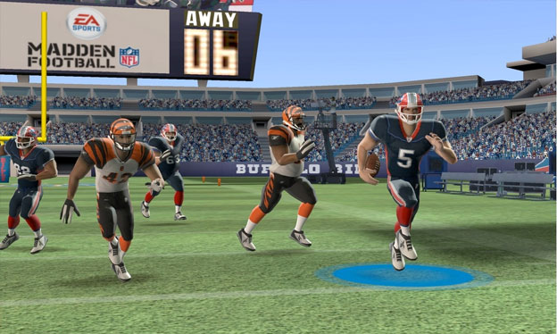 Madden NFL Football Screenshot