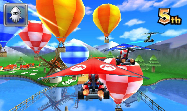 Mario Kart 7 Preview for Nintendo 3DS - Cheat Code Central
