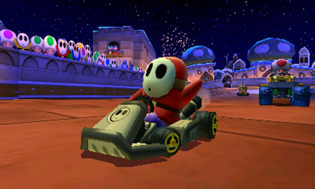 Mario Kart 7 Review for Nintendo 3DS - Cheat Code Central