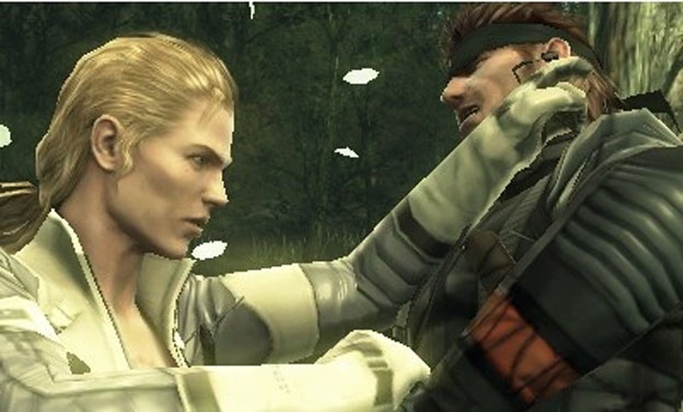 Metal Gear Solid: Snake Eater 3D Screenshot