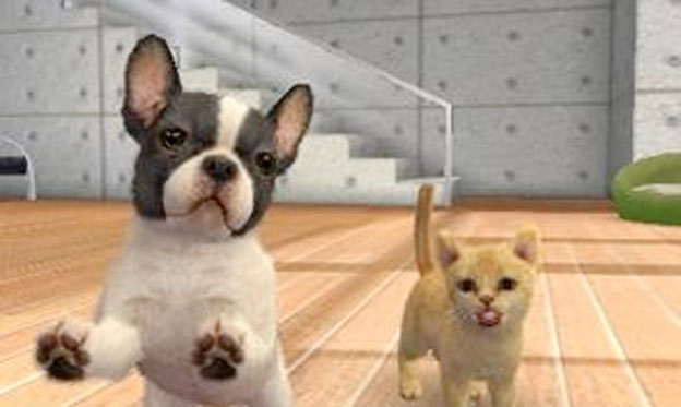 Nintendogs + Cats Screenshot