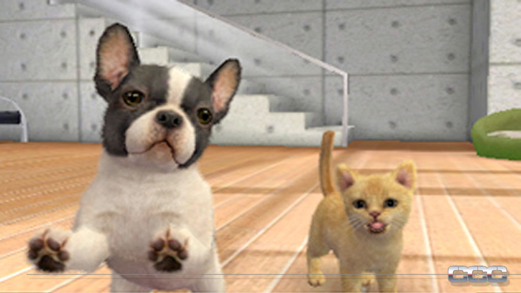 Nintendogs + Cats Preview for Nintendo 3DS - Cheat Code