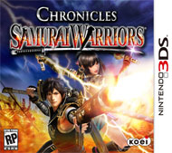 Samurai Warriors: Chronicles Box Art