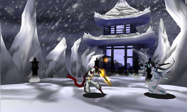 Shinobi Screenshot