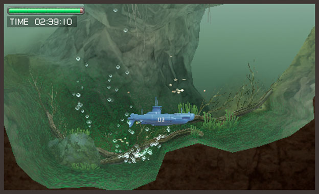 Steel Diver Screenshot