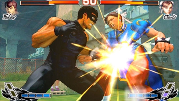 Super Street Fighter IV 3D Screenshot