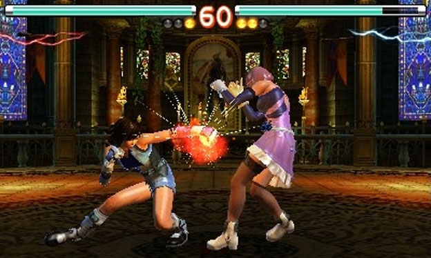 Tekken 3D: Prime Edition Screenshot