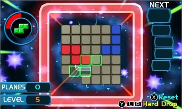 Tetris: Axis Screenshot
