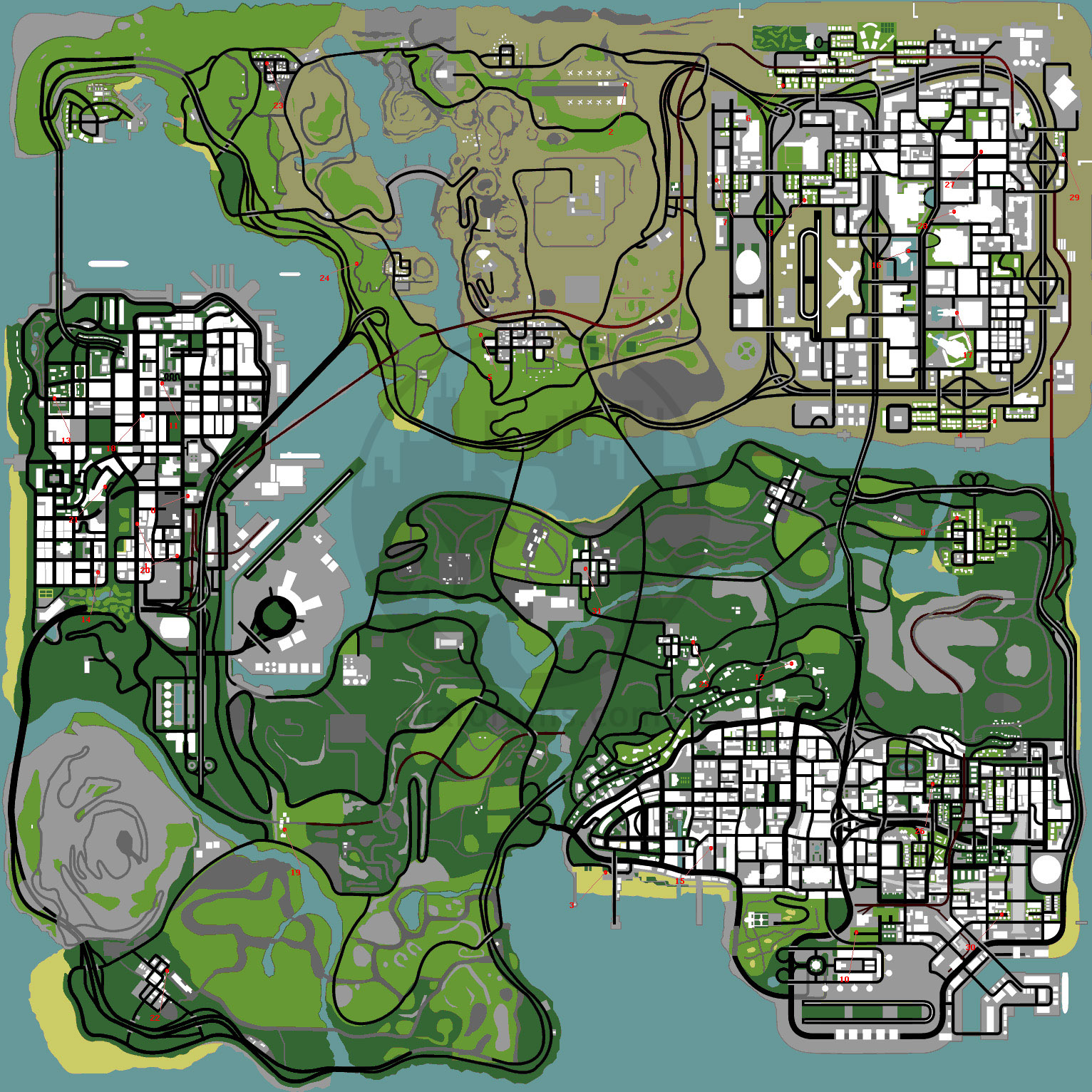 Grand theft auto san andreas cheats codes cheat codes Good house map