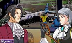 Ace Attorney Investigations: Miles Edgeworth screenshot
