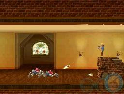 Aliens in the Attic screenshot