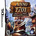 Anno 1701: Dawn of Discovery box art