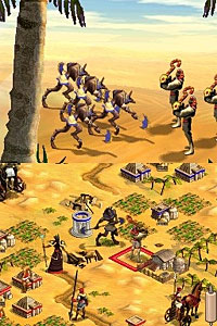 Age of Empires: Mythologies screenshot