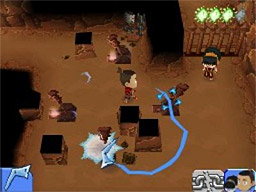Avatar the legend of aang into the inferno [NDS][EUR][ESP][Acción][UP] Avatarintotheinferno_000