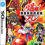Bakugan: Battle Brawlers box art
