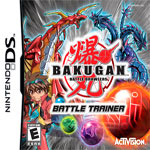 Bakugan: Battle Trainer box art
