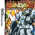 Bangai-O-Spirits box art