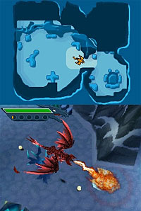 Battle of Giants: Dragons screenshot